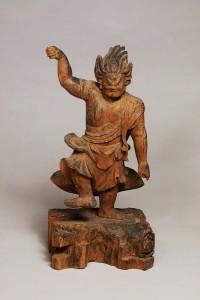 木彫蔵王権現像01
